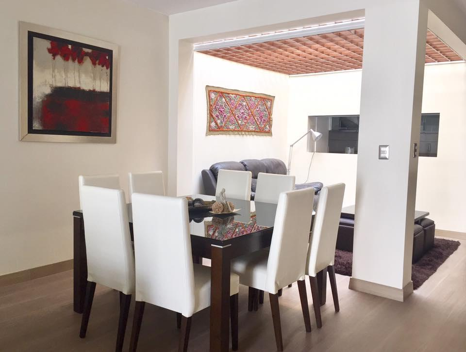 ID45219 Vendo Casa en Condominio Estilo \Town House\ de 5 casas! Clemente X – SAN ISIDRO AT: 267.62 m2 US$ 470,000