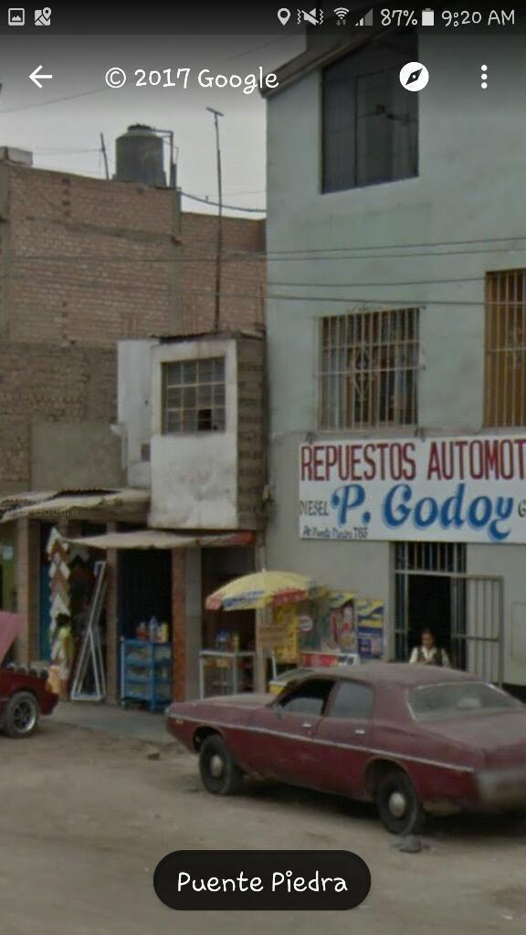 Av. Panamericana Norte Terreno