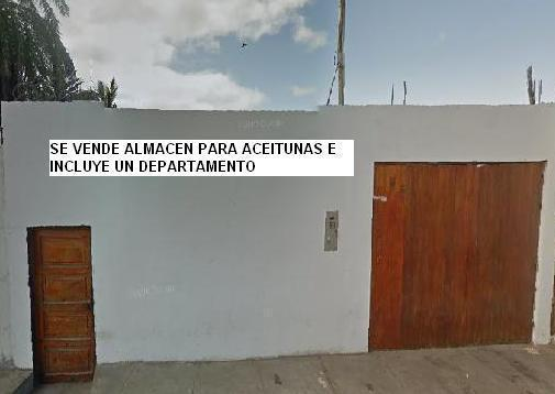 ocacion en Yauca Arequipa casa almacén para aceitunas y otros