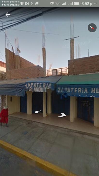 Alquiler de local Av tacna